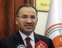 Ministro da Justiça diz que o PKK está por detrás do atentado terrorista em Esmirna