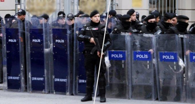 Turquia proíbe protestos em Ancara durante o mês de agosto