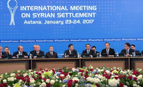 YPG curdo da Síria rejeita resultado das conversas em Astana