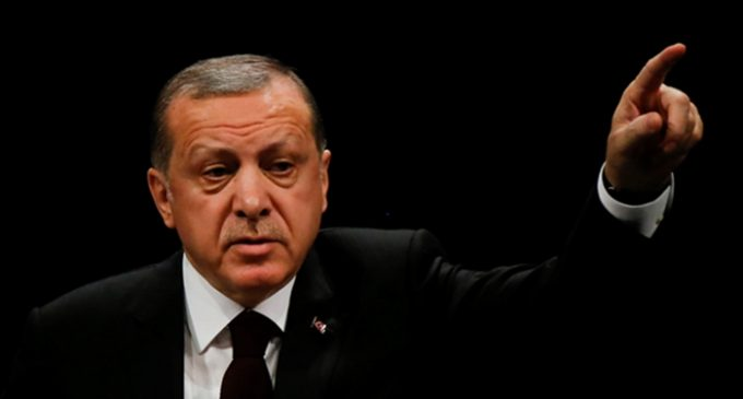 Erdogan diz que a Turquia tem mais liberdade de imprensa que a maioria dos países ocidentais