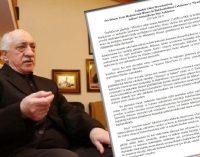 Gulen se preocupa com notícias falsas que poderiam associar novos atentados terroristas e assassinatos na Turquia com ele