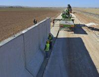 Turquia deve terminar muro de 911 km na fronteira da Síria