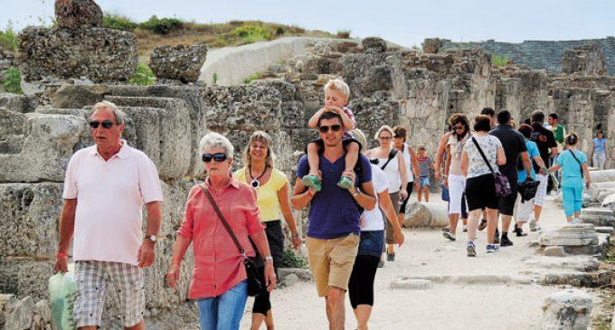 Receita da Turquia com o turismo cai 29,7% em 2016