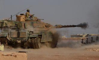 5 soldados turcos são mortos em ataque do Estado Islâmico na Síria