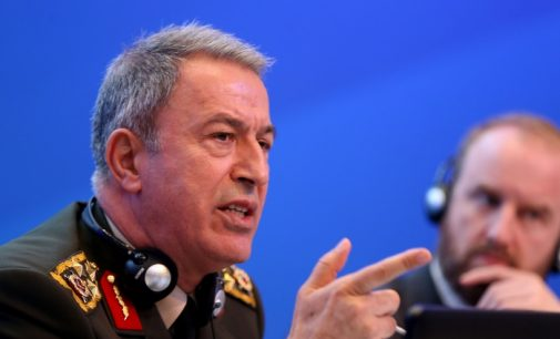 Chefe do exército diz que operação turca em al-Bab terminou