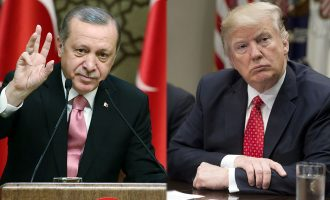 Erdogan quer virar nova página com Trump em relações EUA-Turquia