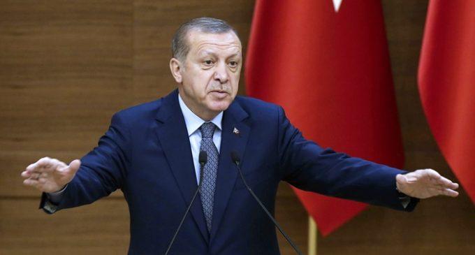 Autoritarismo na Turquia