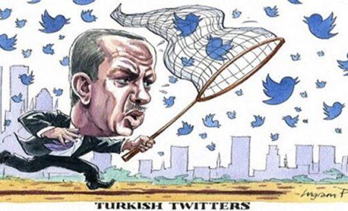 1.734 presos, 18.000 na lista de detenção sob acusações de propaganda de terrorismo nas mídias sociais