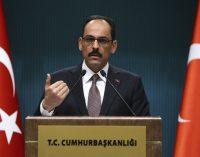 Turquia não ignorará os esforços do Irã para penetrar na região