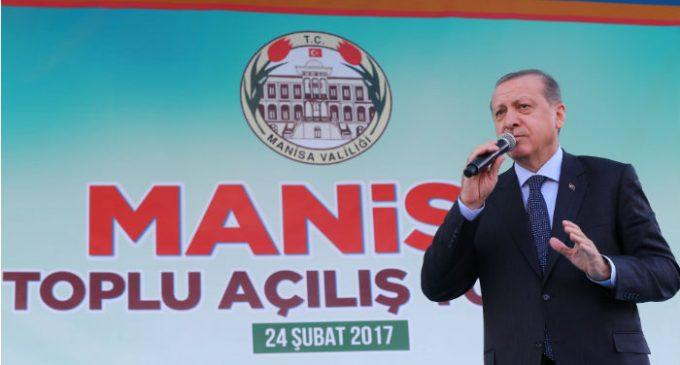 Erdogan diz que a Turquia pode realizar outro referendo sobre a pena capital