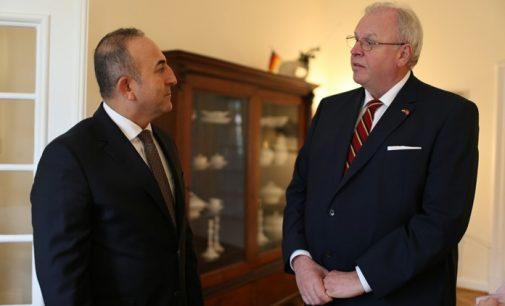 Turquia convoca embaixador alemão para protestar contra proibição