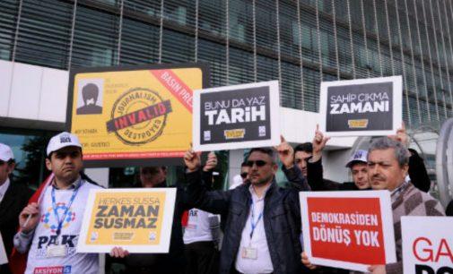 Organizações internacionais expressam profunda preocupação com a deterioração da liberdade de expressão na Turquia
