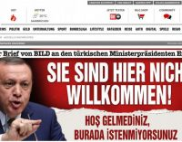 Turquia bloqueia site do jornal alemão Bild