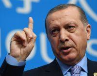 O revide de Erdogan