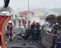 5 mortos em queda de helicóptero em Istambul
