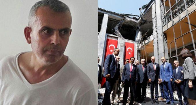 Equipe do irmão do vice-presidente do AKP bombardeou o Parlamento em 15 de julho