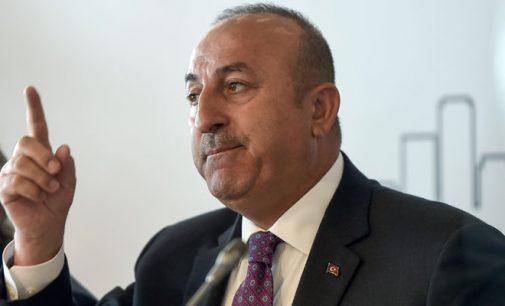 Ministro das Relações Exteriores da Turquia: estou indo para a Alemanha, e ninguém pode me impedir