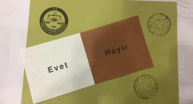 O eclipse da democracia, na Turquia, após o referendo pró-Recep Tayyip Erdoğan