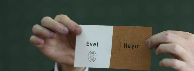 Tribunal turco rejeita recurso da oposição contra referendo