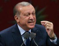 Erdogan se recusa a escutar mensagens de curdos