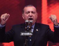 """Erdogan ataca o Ocidente: """"Alguns não esqueceram a dor de perder Istambul"""""""