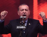 O golpe de Erdogan na Turquia