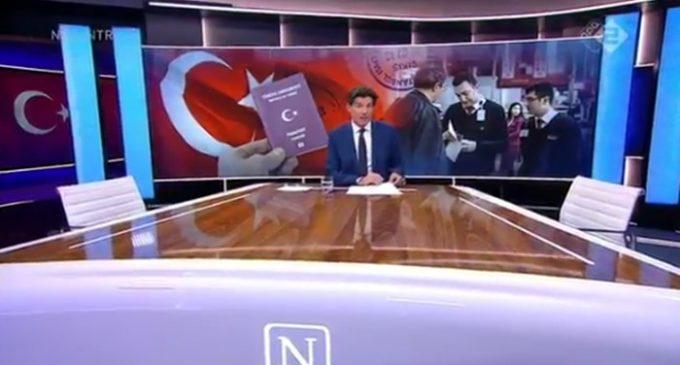 Cidadãos holandeses críticos a Erdogan impedidos de deixar a Turquia