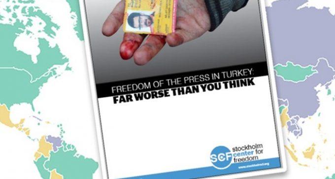 SCF: Turquia prende 228 jornalistas, um novo recorde mundial