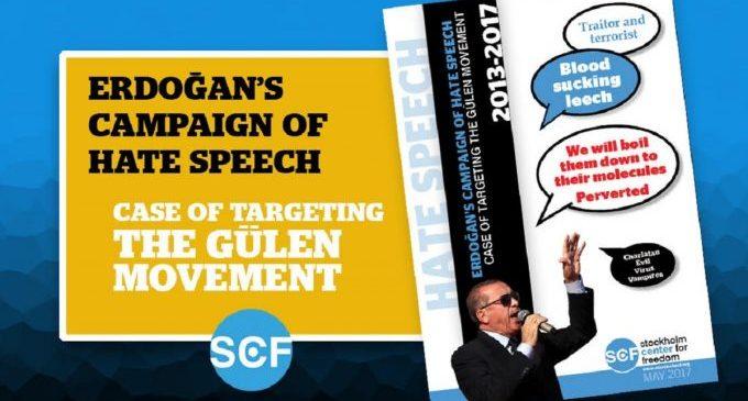Estudo revela o horrível padrão de discurso de ódio de Erdogan
