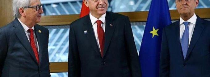 Turquia e autoridades da UE tentam melhorar relação bilateral