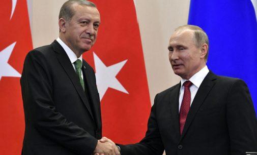 Putin: As relações com a Turquia estão normalizadas