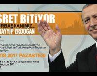 Autoridade turca pede a estudantes nos EUA que participem do comício de Erdogan em frente à Casa Branca