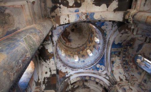 Achada igreja bizantina de 1500 anos que estava enterrada na Turquia