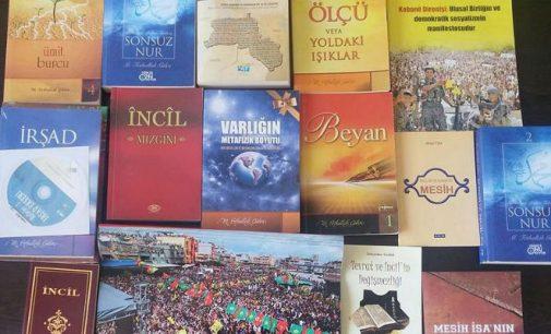 Polícia turca confisca livros islâmicos e Bíblia como evidência de terrorismo