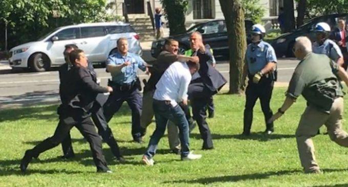 Erdogan condena ordens de detenção nos EUA contra seus guardas
