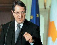 Presidente do Chipre denuncia Turquia com carta a ONU