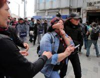 Turquia sufoca protestos de Primeiro de Maio