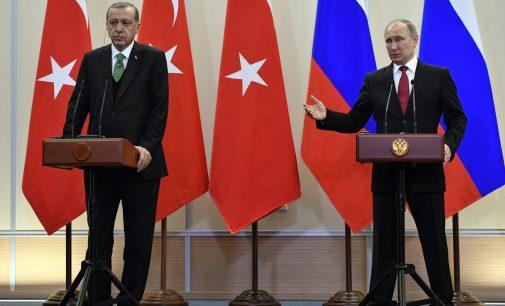 Rússia e Turquia defendem 'zonas de desescalada' para pacificar a Síria