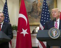 Trump e Erdogan se encontram na Casa Branca em meio a tensas relações bilaterais
