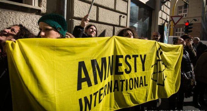 HRW exige que Turquia liberte presidente da Anistia Internacional