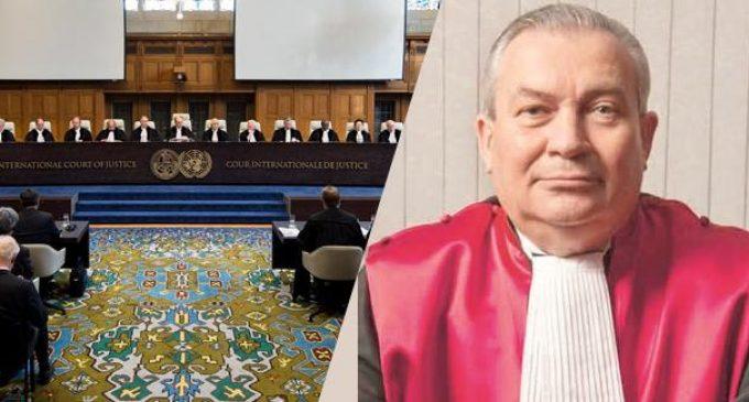 Turquia condena juiz da ONU por relação com grupo armado