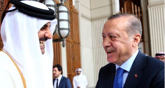 Erdoğan faz diplomacia por telefone para resolver crise no Catar