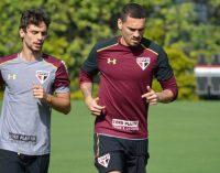 Maicon acerta detalhes de ida à Turquia; São Paulo receberá 50% à vista