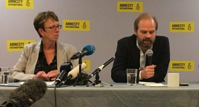 Tribunal mantém na prisão militantes da Amnistia Internacional na Turquia