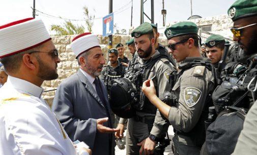 Turquia exorta ação da comunidade internacional para encerrar as restrições na Al-Aqsa