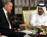 Erdogan ataca países ocidentais conforme inicia viagem pelo Golfo