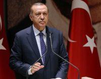 Erdogan diz que a Alemanha está cometendo suicídio ao não deixá-lo falar aos turcos