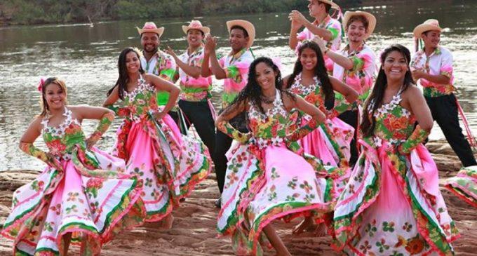 Grupo folclórico de MT se apresenta em festival internacional na Turquia