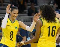 Na Turquia, Seleção feminina vence 3º amistoso antes do Grand Prix