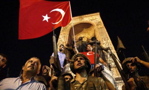 """O golpe """"falso"""" na Turquia"""